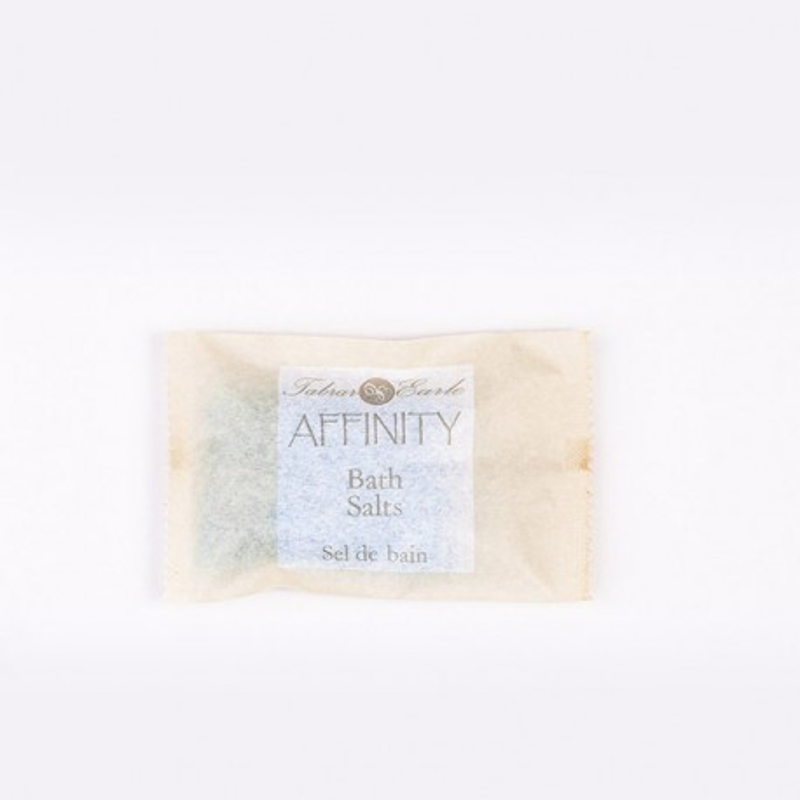 Affinity - Bath Salts (30g) - (Flow Wrap)