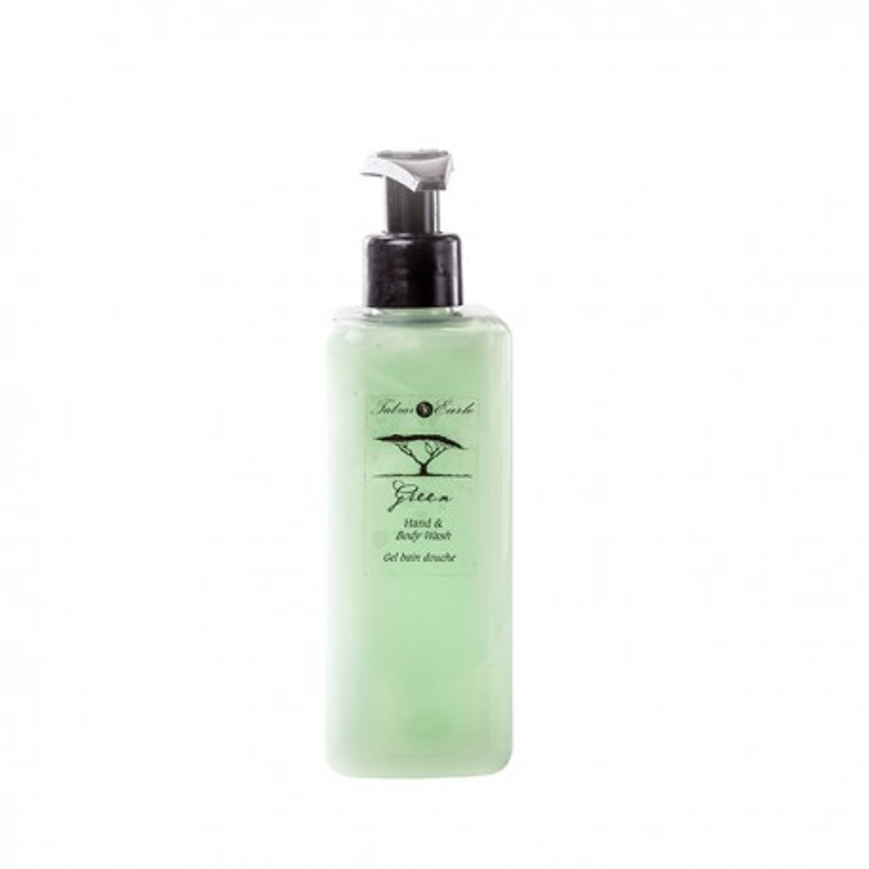 Green Range - Bath and Shower Gel (250ml)